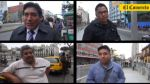 Los retos de un transporte que está en la cola de Sudamérica - Noticias de accidente de bus