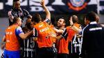 Corinthians con Guerrero ganó 1-0 al Santos por Brasileirao - Noticias de santos fc