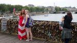 París propone selfies en vez de candados en sus puentes - Noticias de federico moccia