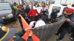 Satipo: un muerto y tres heridos dejó choque de motocicletas - Noticias de accidentes en huancayo