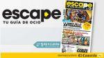 Este jueves 14 de agosto descubre Escape: Tu guía de ocio - Noticias de diario el comercio