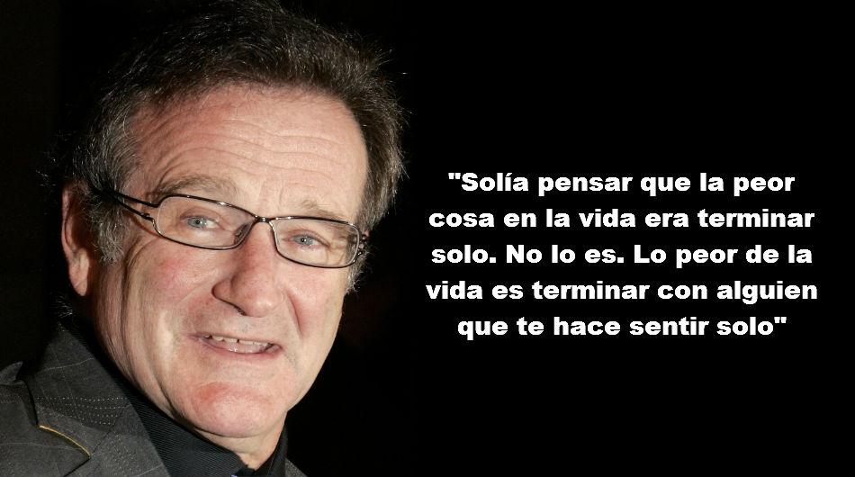 Robin Williams Recordamos Al Actor En Cinco Frases Foto