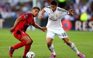 James Rodríguez: el análisis de su debut en el Real Madrid