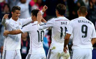 Real Madrid venció 2-0 al Sevilla y es campeón de la Supercopa