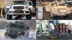 Siete autos militares que pueden comprar los civiles - Noticias de compra de armamentos