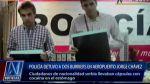 Dos serbios iban a sacar droga en sus estómagos por aeropuerto - Noticias de aeropuerto internacional jorge chávez
