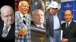 Los 5 emprendedores peruanos más exitosos del empresariado - Noticias de carrera forbes