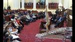 'Hemicirco': Congresista Johnny Cárdenas se disfraza de payaso - Noticias de tilsa lozano
