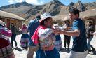 Mincetur: El 2017 llegarán 4.36 millones de turistas al Perú