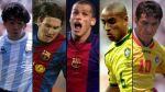 Día del zurdo: cinco golazos que son historia viva del fútbol - Noticias de maradona