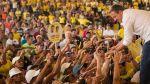 Eduardo Campos, la joven promesa en la política brasileña - Noticias de accidentes aéreos
