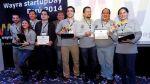 Wayra Perú presentó a sus startups tecnológicas ganadoras - Noticias de academia wayra