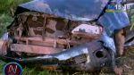 Pucallpa: Ocho heridos luego de que camioneta impactó a vaca - Noticias de pucallpa