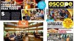 Desde el jueves 14, descubre Escape: Tu guía de ocio - Noticias de diario el comercio