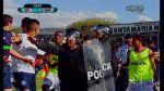 Otra bronca en el Apertura: esta vez en el Inti Gas-San Martín - Noticias de real garcilaso