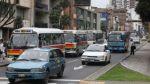Transporte en debate: El Comercio realizó audiencia técnica - Noticias de pedro sanchez gamarra