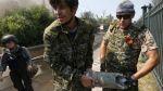 Ucrania: la rebelde Donetsk es bombardeada por primera vez - Noticias de ministerio de defensa