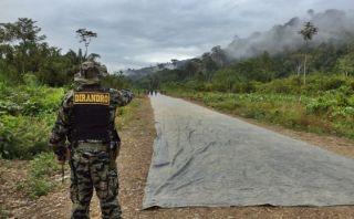 Fiscalía investiga a dueños de tierras donde hay narcopistas