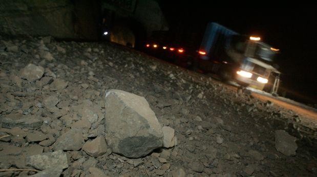Puno: desbloquearon vía Juliaca-Huancané-Putina tras dos días