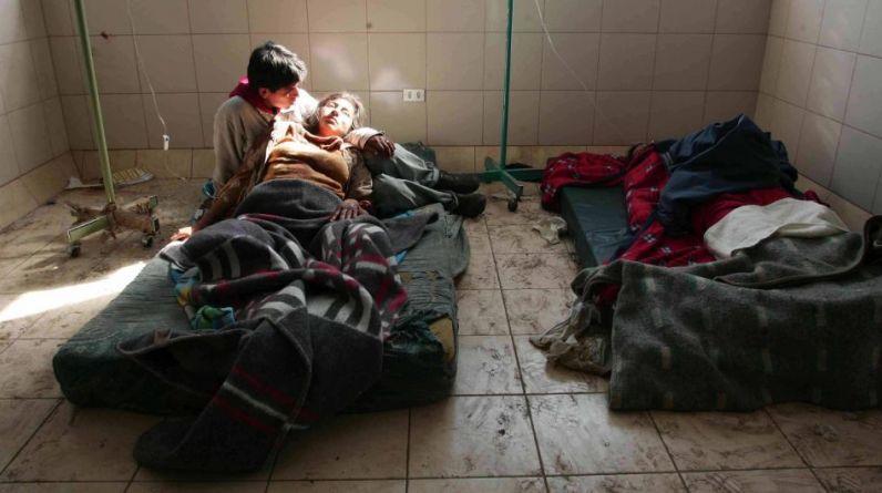 Olivia Saavedra y Dante Achante es una pareja pisqueña que sobrevivió al terremoto. El Comercio contó su historia. (Foto: Luis Choy/Archivo)