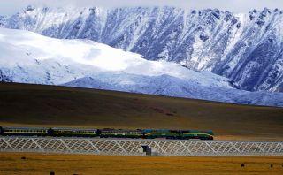Viaje de altura: Estos son algunos de los trenes más altos
