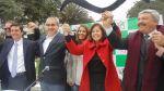 San Isidro: candidato no cobrará arbitrios a mayores de 70 años - Noticias de manuel dellepiane