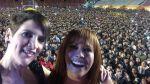 Magaly Medina animó concierto de Corazón Serrano - Noticias de magaly medina