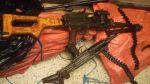 Ejército recuperó gran cantidad de armamento y municiones - Noticias de brigada de fuerzas especiales