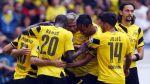 Borussia Dortmund con Marco Reus goleó en debut en Copa Alemana - Noticias de sebastian kehl