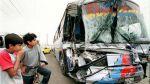 Barranca: Choque en la Panamericana Norte deja 20 heridos - Noticias de accidente de carretera