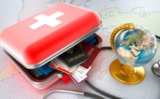 Tips de lo que debes llevar en un botiquín de viaje