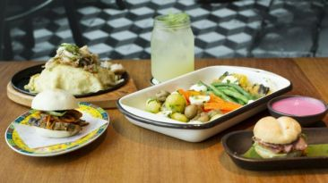 Conoce Barrio, un restaurante de tapas con sabor peruano