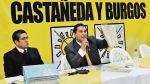 El martes se evalúa pedido de Burgos para seguir en elecciones - Noticias de edwin alfonso espinoza