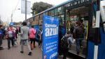 Corredor azul: así se realizó el cuarto ensayo gratuito - Noticias de municipalidad de arequipa