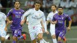 Con Vargas como titular, Fiorentina le ganó 2-1 al Real Madrid - Noticias de carrusel