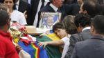 Brasil: tristeza y conmoción en el sepelio de Eduardo Campos - Noticias de velorio