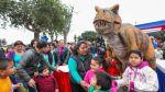 El Día del Niño llenó de emoción a la capital [Fotos] - Noticias de parque de la exposición