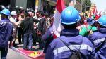 Obreros de Shougang Hierro Perú iniciaron huelga indefinida - Noticias de nivelación de sueldos