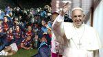 San Lorenzo viajó a Roma para llevarle la Libertadores al Papa - Noticias de vaticano