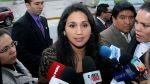 """Solórzano: Congreso """"tendrá mano dura"""" con fujimorista Grandez - Noticias de tipo"""
