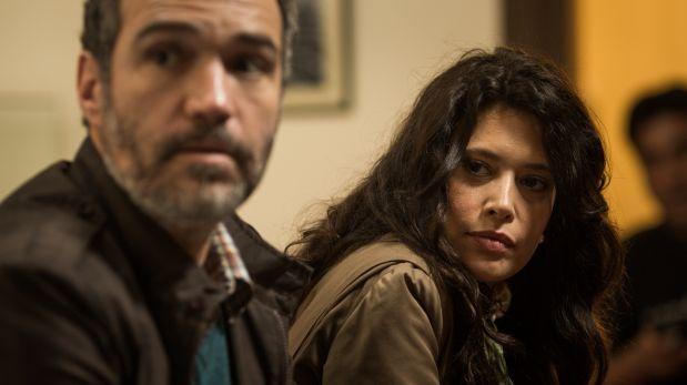 Salvador del Solar y Angie Cepeda. (Foto: difusión)