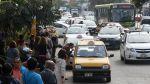 Tráfico en Jesús María afecta el ingreso a hospital Rebagliati - Noticias de tráfico vehicular