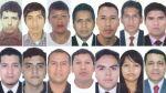 Los 14 candidatos en Lima Metropolitana con sentencia vigente - Noticias de carlos bobbio
