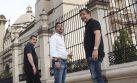 Las imágenes del paso de los hermanos Roca por México