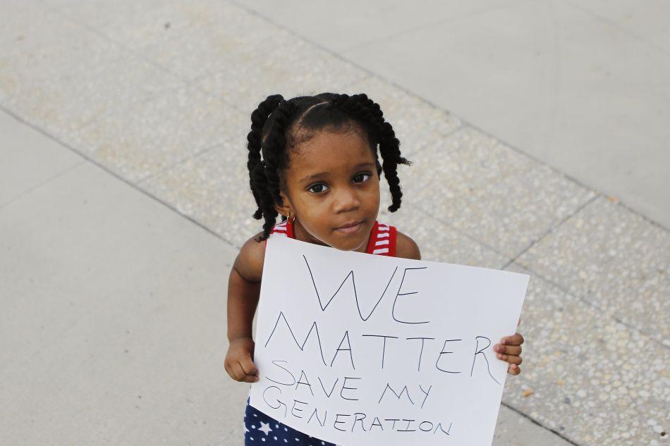 ¿Qué tan separados viven blancos y negros en Estados Unidos?