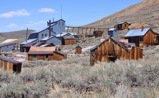 Como en el oeste: Mira este pueblo fantasma de California