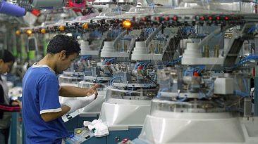 Producción textil se incrementó 2,3% en el primer semestre