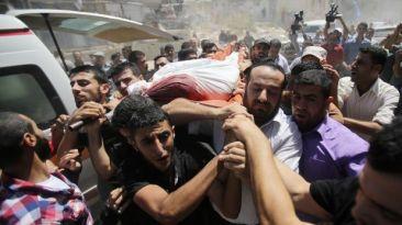 Israel mata a tres comandantes del brazo militar de Hamas