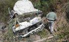 Vuelco de vehículo con candidatos municipales deja 3 fallecidos
