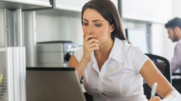 Error laboral: 5 cosas que estarían perjudicando tu carrera